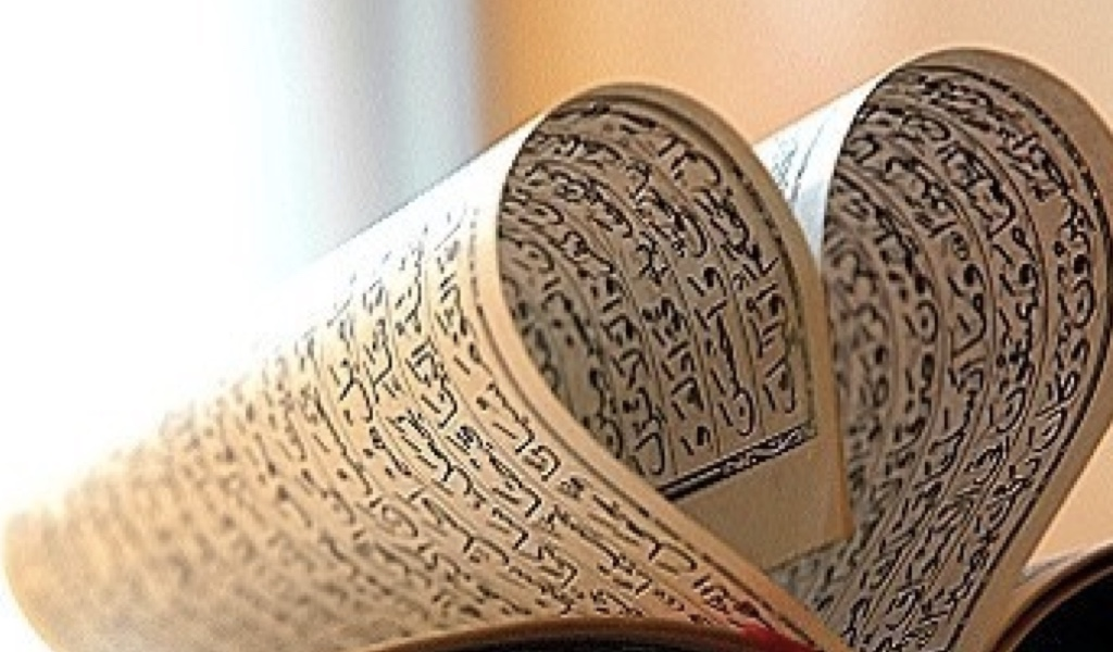 Consult the Qur'an throughout your life